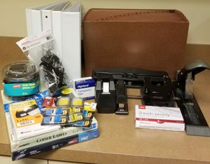Large Office Supply Bundle for Sale in Miami, FL