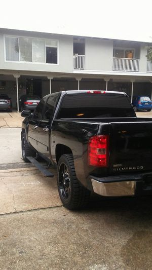 Chevi silverado for Sale in Houston, TX