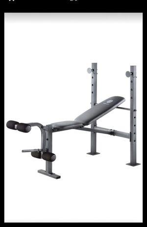 Weight bench (new) for Sale in Woodbridge, VA