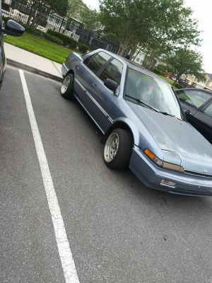 Honda accord 1989 for Sale in Kissimmee, FL