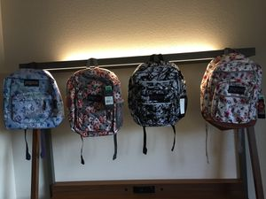 JANSPORT backpacks! Brand new with tags! for Sale in Orlando, FL