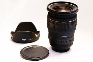 24-70 mm Sigma Lense for Canon for Sale in Arboga, CA