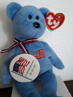 Beanie Baby America 9-11-01 for Sale in Las Vegas, NV