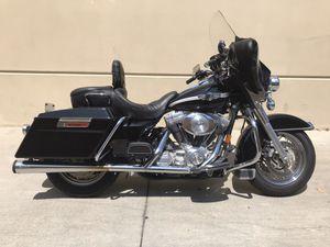 2003 Harley-Davidson Electra Glide Standard FLHT for Sale in Baldwin Park, CA