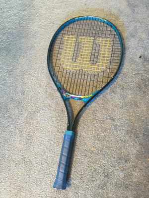 Wilson tennis racket for Sale in Boston, MA