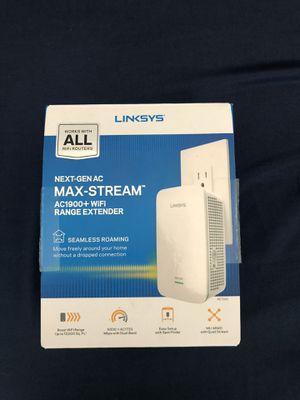 Linksys wifi range extender for Sale in Rowlett, TX