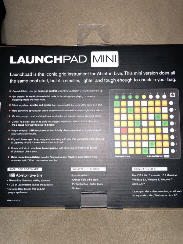 Launchpad Mini MK2 - Novation for Sale in Valrico, FL - OfferUp