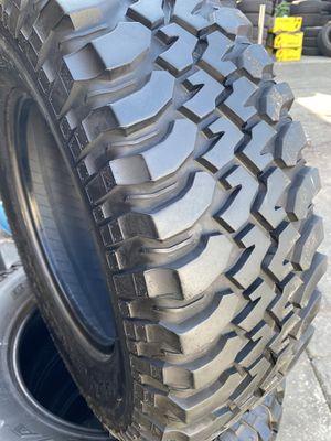 255/75/17 BFGoodRich tires (4 for $400) for Sale in Santa Fe Springs, CA