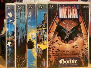Batman Legends of the Dark Knight Gothic Run for Sale in Santa Fe Springs, CA