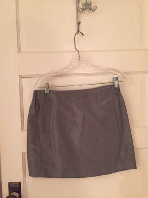 Gray silk skirt from jcrew for Sale in Nashville, TN