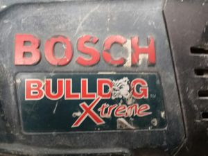 Rotary hammer Bosch bulldog extreme 7.5amp for Sale in Everett, WA