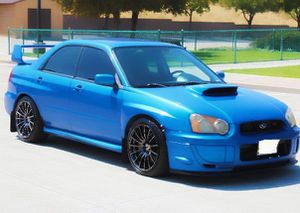 $1500 FirmOnPrice WRX ST Subaru Impreza*2004 for Sale in Portland, OR