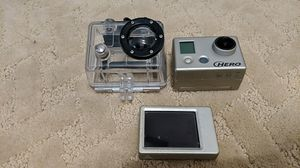 Original GoPro with Screen for Sale in Cypress, CA