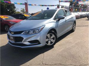 2018 Chevrolet Cruze for Sale in Reedley, CA