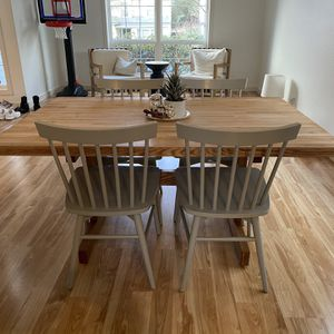 Kitchen Table & 4 Chairs for Sale in Beaverton, OR