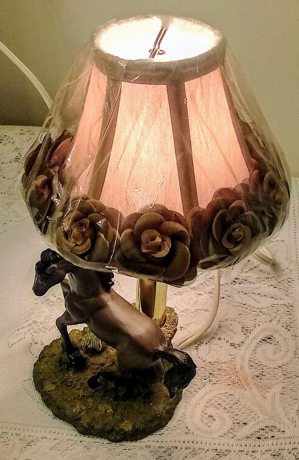 Decorative Horse Lamp
