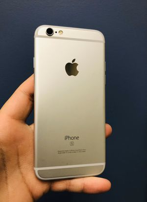 """iPhone 6S (4.7"""") 64GB Factory Unlocked for Sale in New York, NY"""