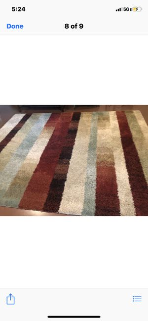 10 ft 3 in by 7 ft 11 in rug for Sale in Lexington, KY