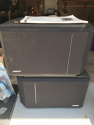 Bose 301 series IV speakers - pair for Sale in Taylor, MI