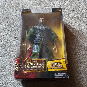 Pirate Of The Caribbean Action Figure for Sale in Plainfield, IL