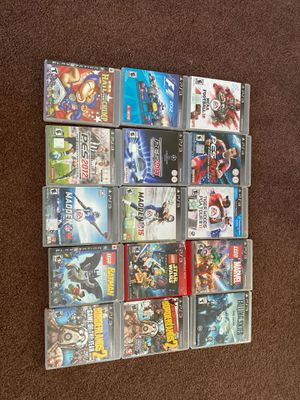 PlayStation 3 games, PS3 for Sale in San Diego, CA