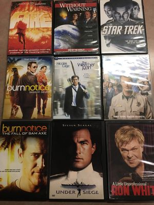 Package 11 of some nice movies for Sale in Lampasas, TX