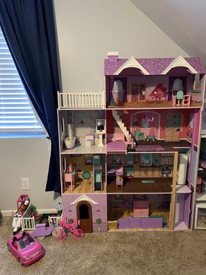 Barbie doll house for Sale in Blacklick, OH