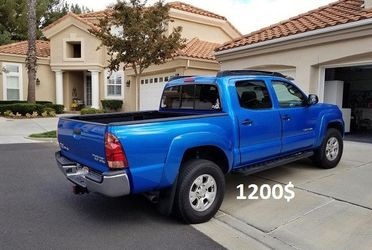 Clean History 2005 Toyota Tacoma Automatic 4WDWheels Powerfully✅ vsdfs for Sale in Boise,  ID