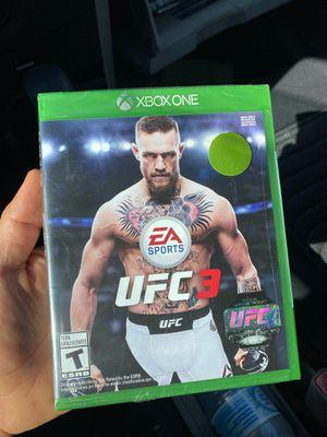 UFC 3 for Sale in Galt, CA