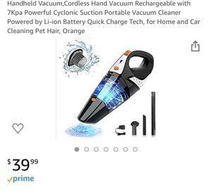 Handheld vacuum for Sale in Union, NJ