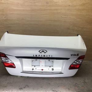 2011-2014 Infiniti M56 M37 Q70 Trunk Lid for Sale in San Bernardino, CA
