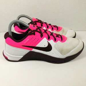 Nike Metcon 2 Pink Blast Womens Shoes Size 8.5 for Sale in Orlando, FL