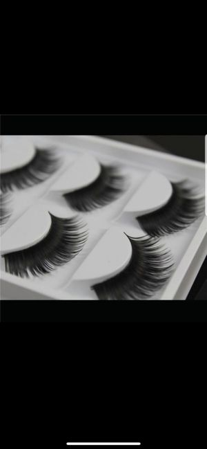 3D false eyelashes make up for Sale in Phoenix, AZ