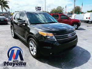 2015 Ford Explorer Limited 4dr SUV for Sale in Miami, FL