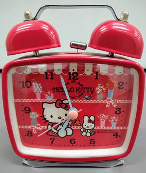 Hello Kitty - Alarm Clock for Sale in Chicago, IL
