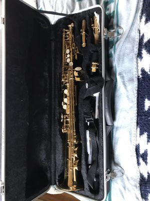 Oxford soprano saxophone for Sale in Westbury, NY
