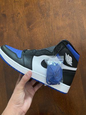 Jordan 1 Royal Toe Size 12 for Sale in Emerson, NJ