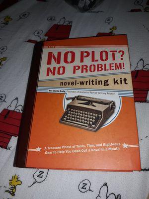 Novel writing kit for Sale in Minneapolis, MN