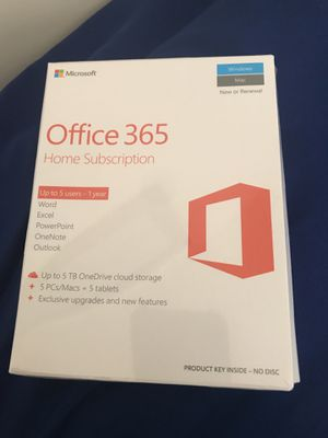 Office 365 for Sale in Charlotte, NC
