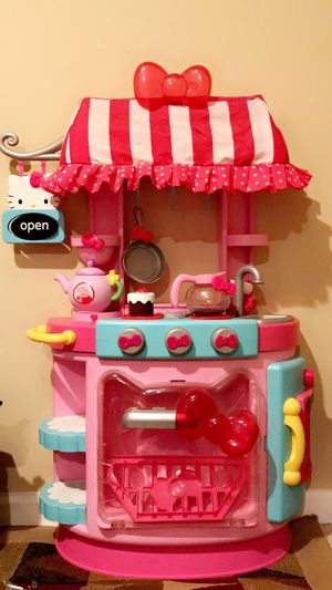 Hello Kitty Kitchen. Great condition! for Sale in Centreville, VA