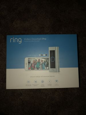 Ring Doorbell Pro for Sale in Clearwater, FL