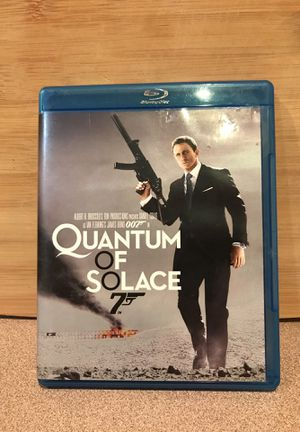 Quantum of Solace Blu-Ray with Case for Sale in Dallas, TX