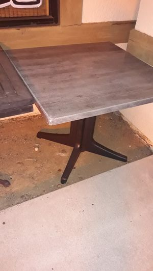Two Matching Outdoor Tables for Sale in Poway, CA