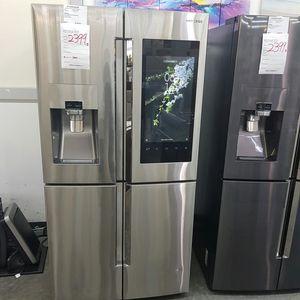 SAMSUNG Family Hub Flex Drawer Refrigerator for Sale in Chino, CA