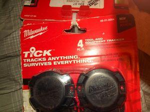 Milwaukee Tick (GPS tracker) tool equipment tracker for Sale in Lompoc, CA
