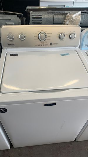 Maytag 3.8-cu ft High Efficiency Top-Load Washer ON SALE!! Regular price $699 on sale for $440!! for Sale in Miami, FL