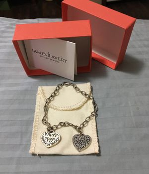 James Avery Bracelet and charms for Sale in Houston, TX