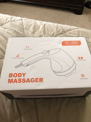 Body massager for Sale in Fairfax, VA