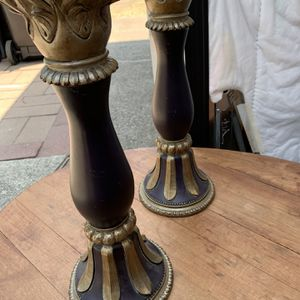 Candle Holders (pair Of 2) for Sale in Sunnyvale, CA