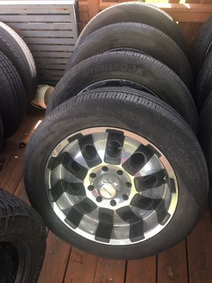 Chevy 8 lug 20's for Sale in Miami Gardens, FL